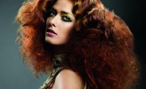 A festett haj ápolása