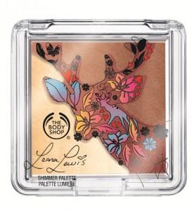 Leona Shimmer palette Bronze HR_INCFBPS017_2