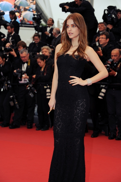 attends the 'All Is Lost' Premiere during the 66th Annual Cannes Film Festival on May 22, 2013 in Cannes, France.