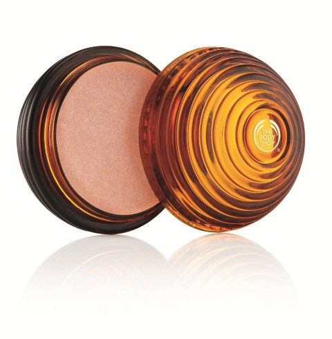 magazinba New Honey Bronze Shimmer Lip Balm Open