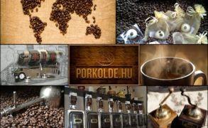 Hűségkártya – Pörkölde, a kézműves kávék készítője