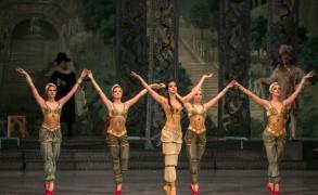 Balett, a kecsesség ritmusa