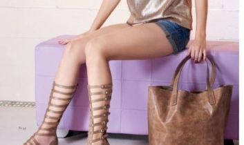 Tavaszi-nyári cipő- és táskatrend 2015