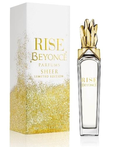 Rise 100 ml bottle & box