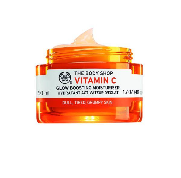 VITAMIN C Glow boosting moisturiser Open