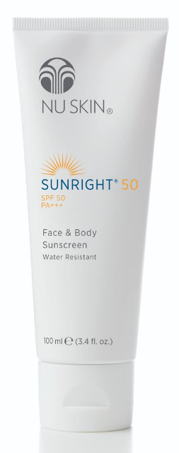 50-es factor Sunright