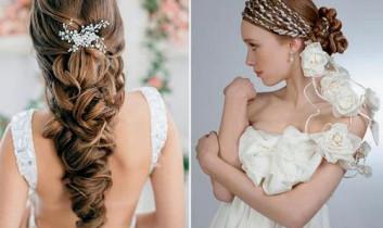 Újra divat a természetesség: frizuratippek esküvőre