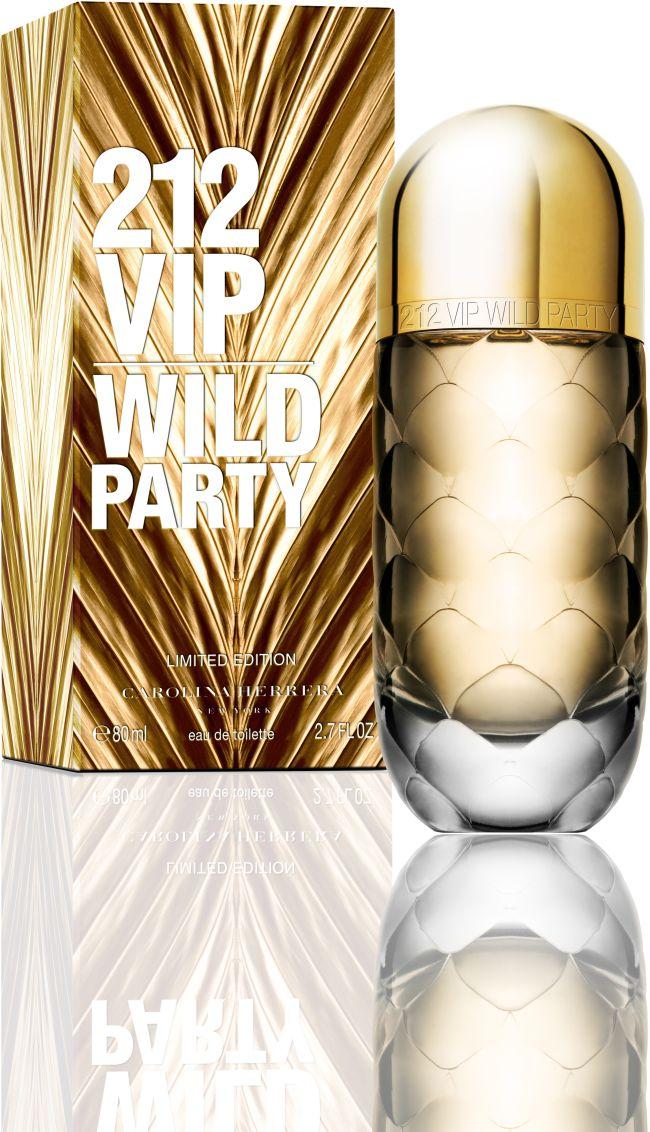 Wild Party woman_white background