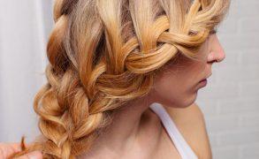 Nyáresti frizurák 2 – Dupla Oldalcopf