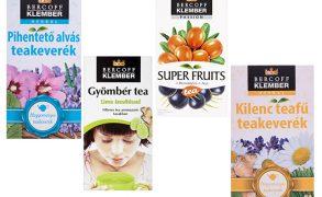 Csodálatos teapercek a Bercoff Klember teákkal: Kényeztetés testnek és léleknek – Most ti is kipróbálhatjátok velünk!