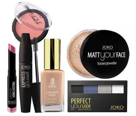 Joko, új sminkmárka Schlovicskó Kata sminkmester ajánlásával! Most ti is tesztelhetitek a márkát!