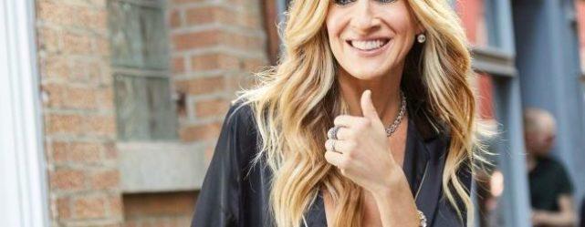 Sarah Jessica Parker frizuraszemlén