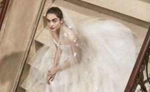 Menyasszonyok figyelmébe ajánlva! Inspirálódjunk Carolina Herrera 2019-es esküvői kollekciójából!