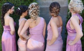 Csodás frizurák születtek az esküvői Divathajón!