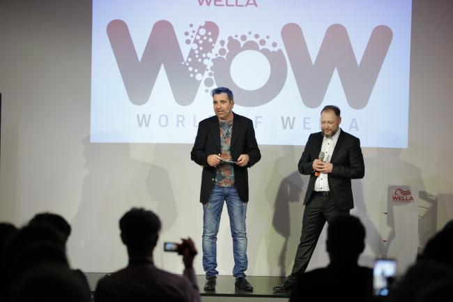 A Wella professional varázslatos világa képekben