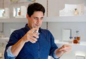 Alkossunk saját illatot Daniel Pescio parfümőrrel! Most meg is nyerhetitek nálunk!