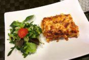Lasagne és tiramisutorta Gretas Kitchen módra