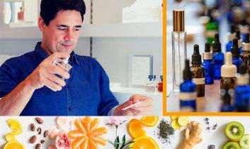 Készítsd el saját illatod Daniel Pescio parfümőrrel! Most egy szerencsés olvasónk meg is nyerheti!