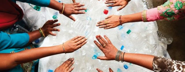 Ma van a környezetvédelmi világnap! Műanyag másképp a The Body Shoppal!