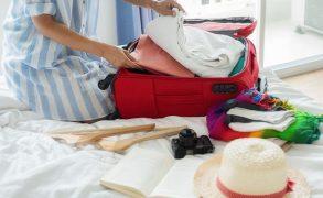 Bőröndpakolási tippek nyaraláshoz!