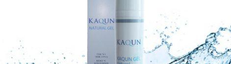 Oxigénnel dúsított szépségápolás – Kaqun gél könnyű felfrissülés a bőrnek