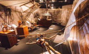 Élménybeszámolónk a Leonardo da Vinci kiállításról!