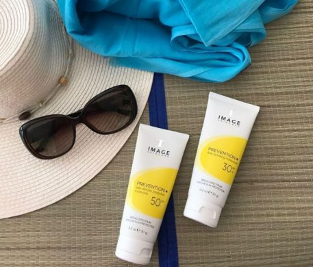 Teszteltük az Image Skincare Prevention fényvédőit!