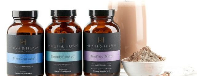 Feltöltődés a Hush & Hush prémium étrend-kiegészítőkkel! Teszteljétek velünk!