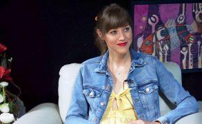 Kovácsovics Fruzsina énekesnő a Sztárportréban!