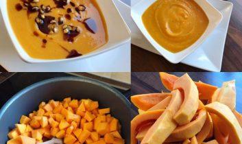 Sütőtökkrémleves Gretas Kitchen-módra