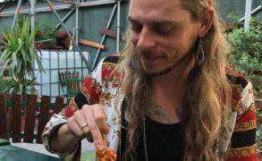 Steiner Kristóf szerint színesen kell táplálkozni és szenvedélyesen kell élni