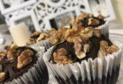 Csokis muffin zöldbanánliszttel Gretas Kitchen módra