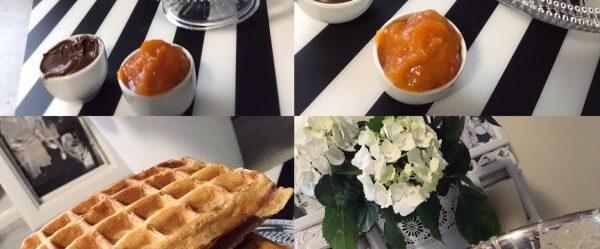 Gofri – gyors finomság Gretas Kitchen-módra