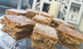 Almás süti Gretas Kitchen konyhájából