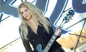 Shakira mini interjú