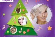 Áldott, Békés, Boldog Karácsonyt és Sikerekben, Egészségben Gazdag Új Évet kívánunk Minden kedves Olvasónknak!