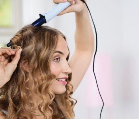 Frizura ötlet: Félig kiengedett frizura hullámokkal