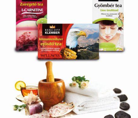 Egy csésze tea minden időben frissítően hathat! Most tiétek lehet 3 tea válogatás is!